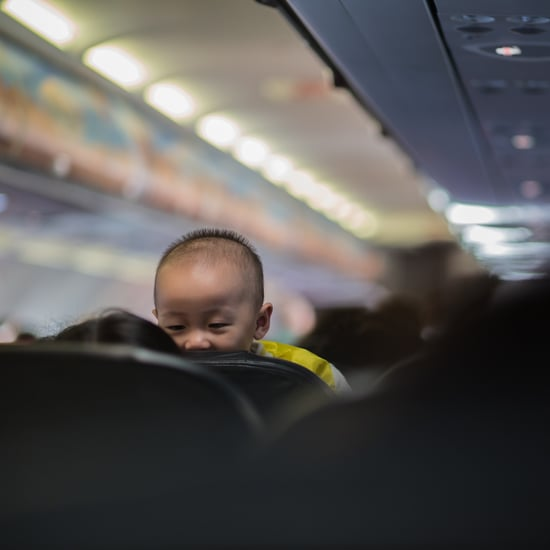 Airline Seat Map Alerts Passengers to Where Babies Are