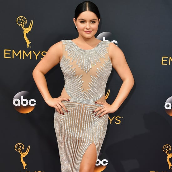 Ariel Winter's Dress at the Emmys 2016