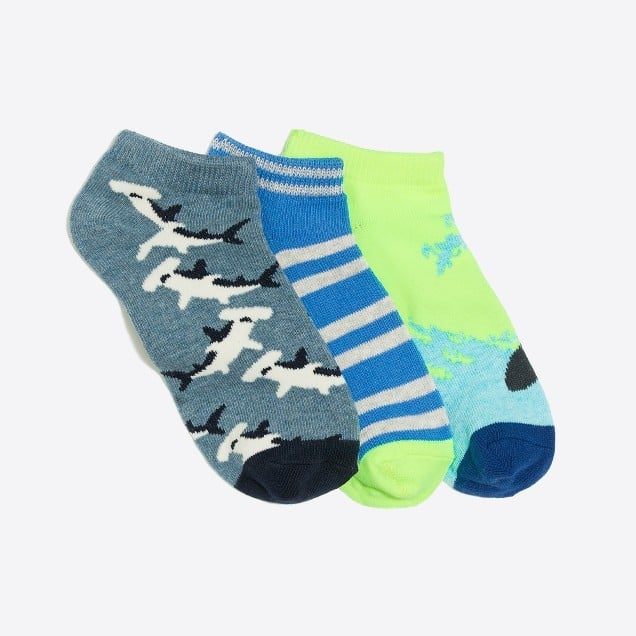 Shark Surf Sock
