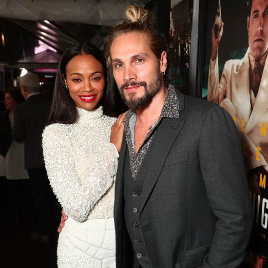 Zoe Saldana Welcomes Third Child