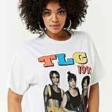 Forever 21 Plus Size TLC Graphic Tee