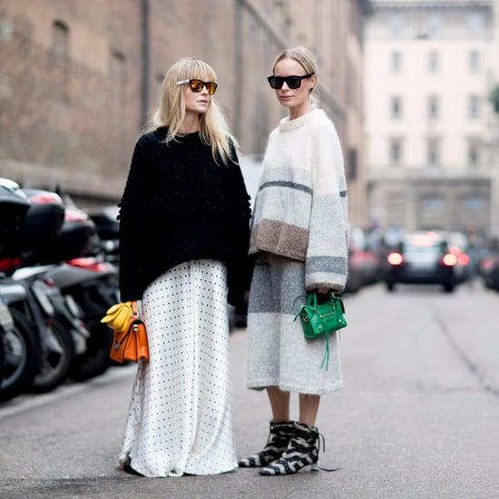 Best Street Style at Milan Fashion Week Autumn 2017