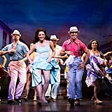 """On choosing the name for the musical: """"The musical is named for a part of the title of one of our biggest and longest lasting hits, 'Get On Your Feet.' But we chose that particular title because it symbolizes the times in both Emilio's and my life where we've had to start over. We had to leave our homeland and find a new life in a new country with a new language, we fought for our musical ideas despite being told that our sound would never have mainstream appeal, then, finally, after being paralyzed in an accident while on tour I had to literally learn to walk again. We have always been getting back 'on our feet' in one way or another."""""""