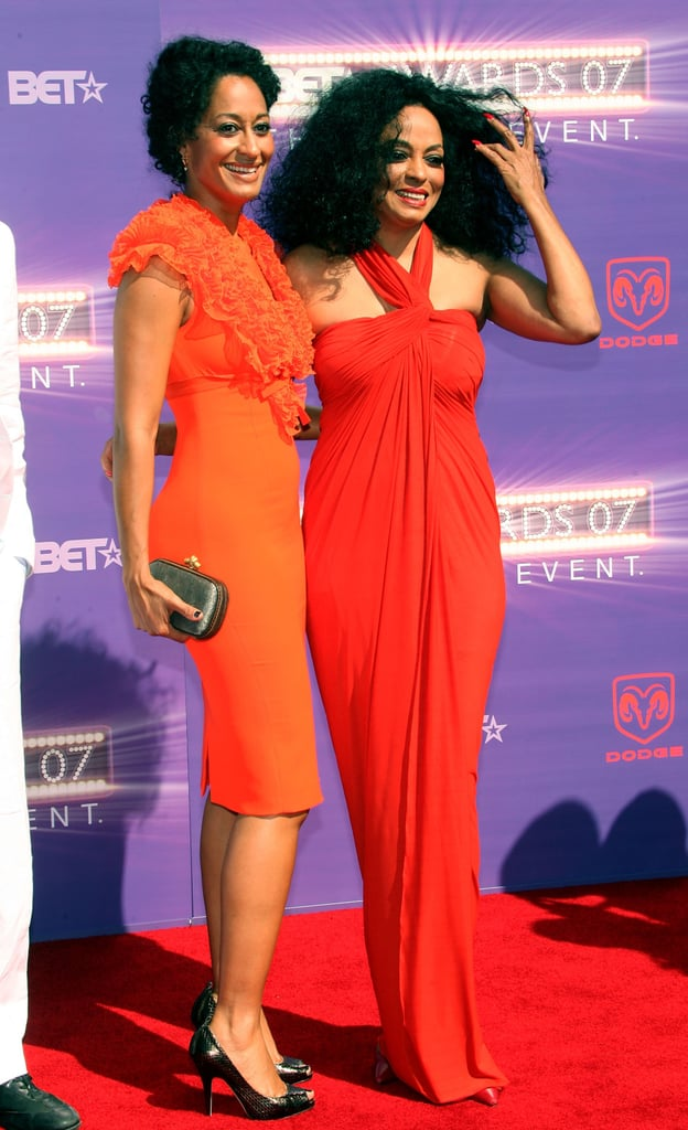 Diana Ross and Tracee Ellis Ross Pictures