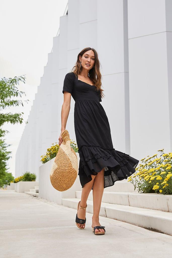 Endless Summer Frances Midi Dress