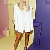 Sofia Richie at the Alice + Olivia New York Fashion Week Presentation