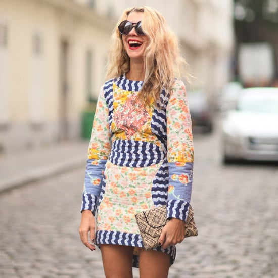 The Best Street Style From Paris Fashion Week | Spring 2013