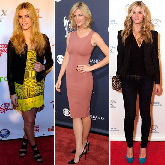 See and shop Brooklyn Decker's hottest red carpet moments.
