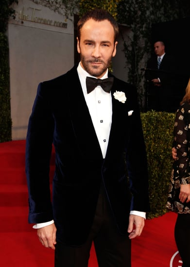 Tom Ford Wishes He Got Hit On More Often