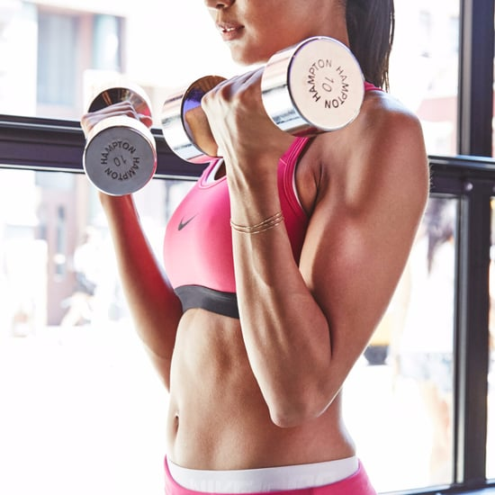 Free Weights Vs Yoga: Printable Squat Challenge