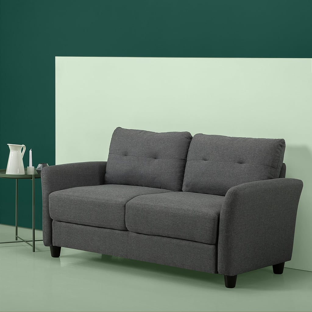 Zinus Ricardo Contemporary Upholstered Sofa Best Cheap