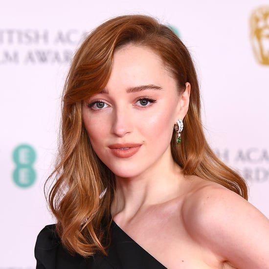 Best Celebrity Hair and Makeup Looks at BAFTA Awards 2021