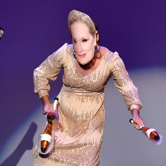 Meryl Streep Impersonator at the 2019 Emmys Pictures