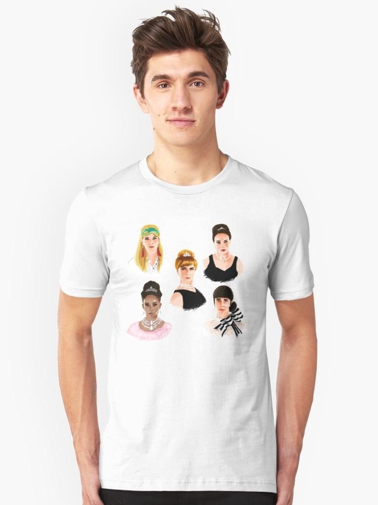 An Artsy T-Shirt