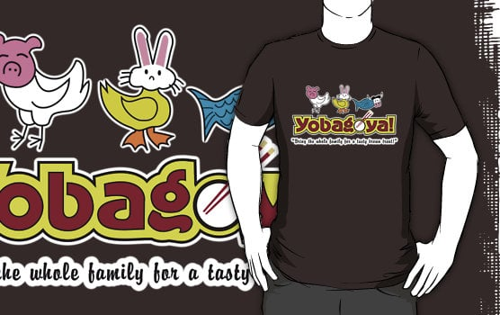 Yobagoya Shirt ($25)