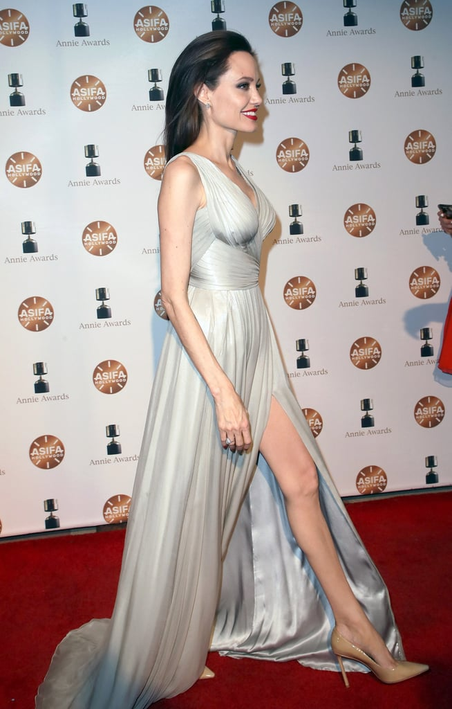 Angelina Jolie Evening Gowns 2018