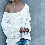 Beautife V-Neck Sweater
