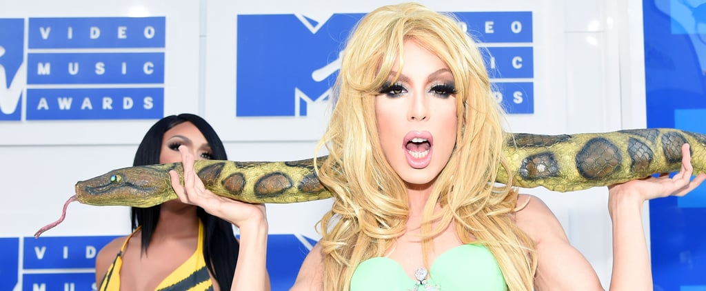 The RuPaul's Drag Race All Stars Channel Iconic Moments of VMAs Past