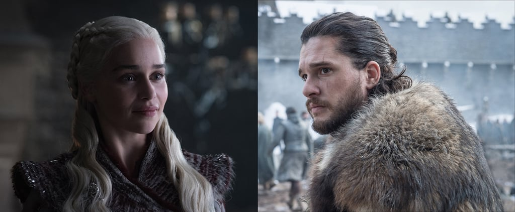 How Daenerys Reacts to Jon Snow Being Aegon Targaryen
