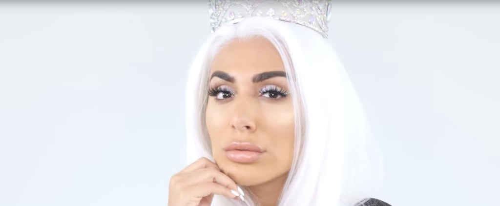 Exclusive: This Is the 1 Huda Beauty Product You Need to Serve Ice Queen Realness
