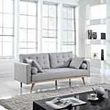 Divano Roma Furniture Mid-Century Sofa