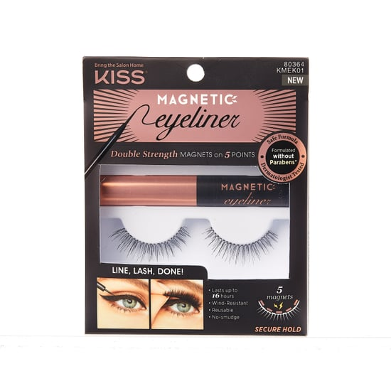 Kiss Magnetic Lashes and Liner Review