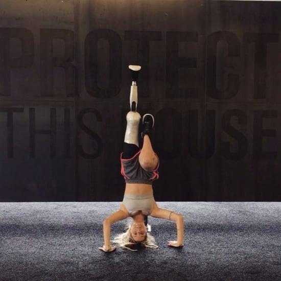 Paola Antonini Amputee Fitness Inspiration