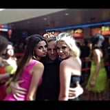 Ashley Benson reunited with her Spring Breakers costar Selena Gomez. Source: Instagram user itsashbenzo