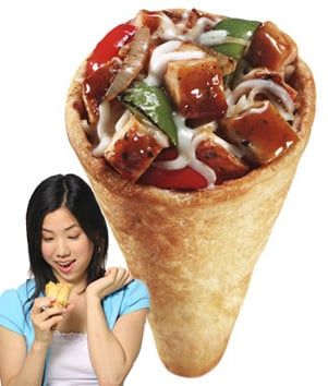 Would You Try a CrispyCone?