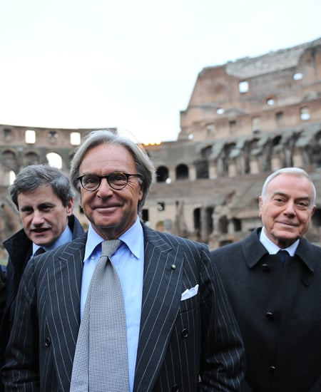 It's Official — Diego Della Valle and Tod's To Restore Roman Colosseum