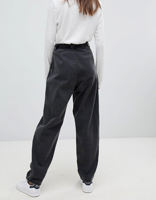 ASOS Design Tapered Boyfriend Jeans