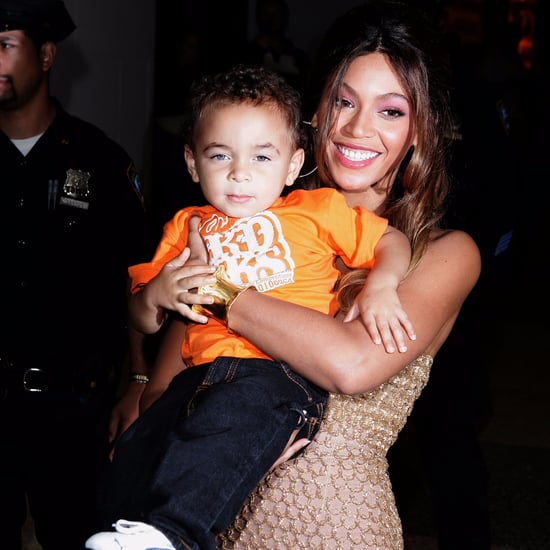 Beyonce and Nephew Julez Smith Pictures