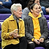 Megan Is Dating WNBA Superstar Sue Bird