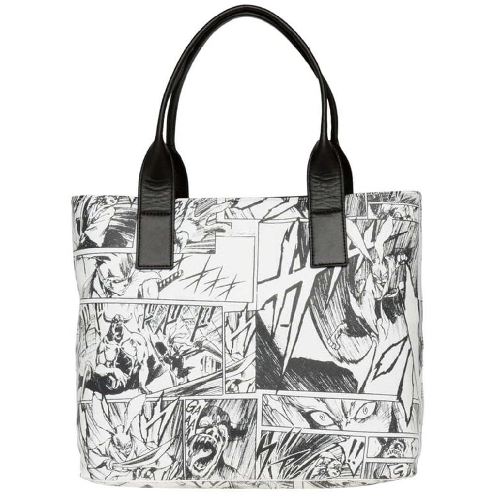 Tote, $664, MCQ Alexander McQueen at MYER