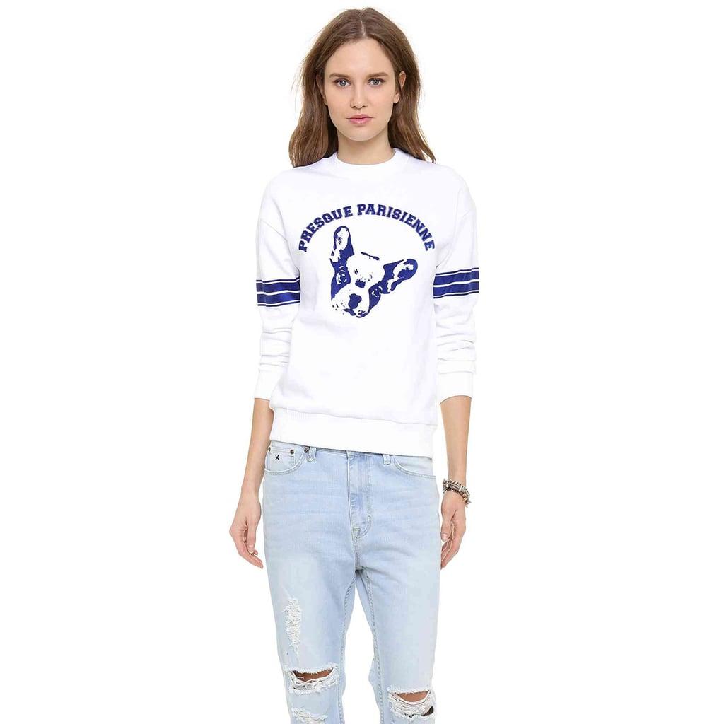 Cecile Presque Parisienne Sweatshirt