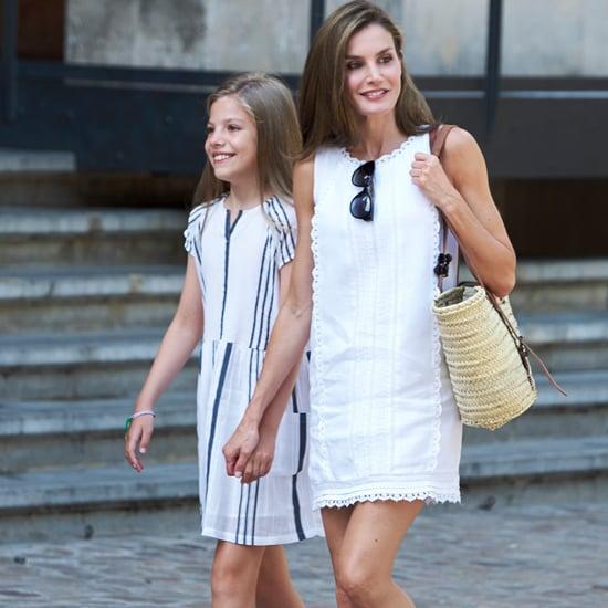 Queen Letizia of Spain's Best Outfits in 2017