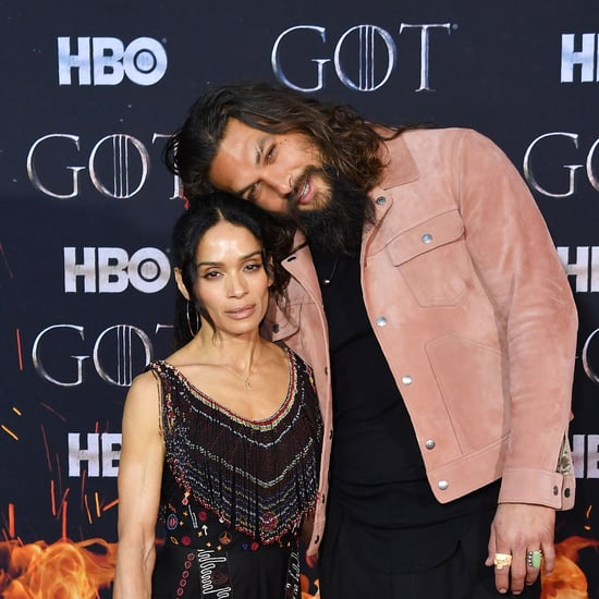 Jason Momoa and Lisa Bonet at Game of Thrones Premiere 2019