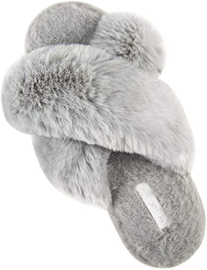 Halluci Soft Plush Slippers
