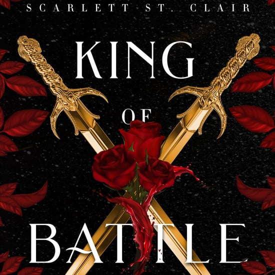 An Excerpt of Scarlett St. Clair's King of Battle and Blood