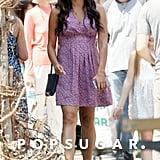 Rosario Dawson's Cute Summer Sundress