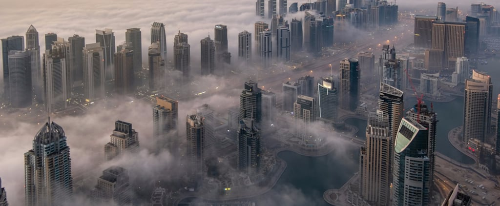 Prepare For a Foggy Few Days in the UAE