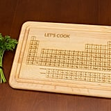 Periodic Table Cutting Board