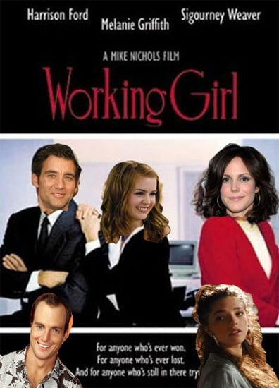 The Results Are In: Recast Working Girl