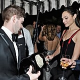 Gal Gadot and Husband Yaron Versano at W Magazine Party 2018