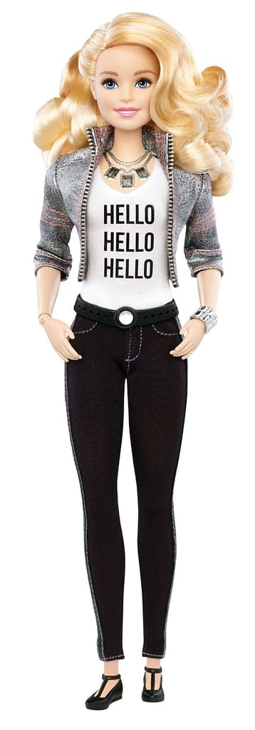 For 6-Year-Olds: Hello Barbie Doll