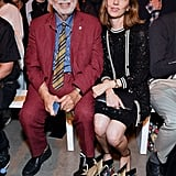 Pictured: Francis Ford Coppola and Sofia Coppola