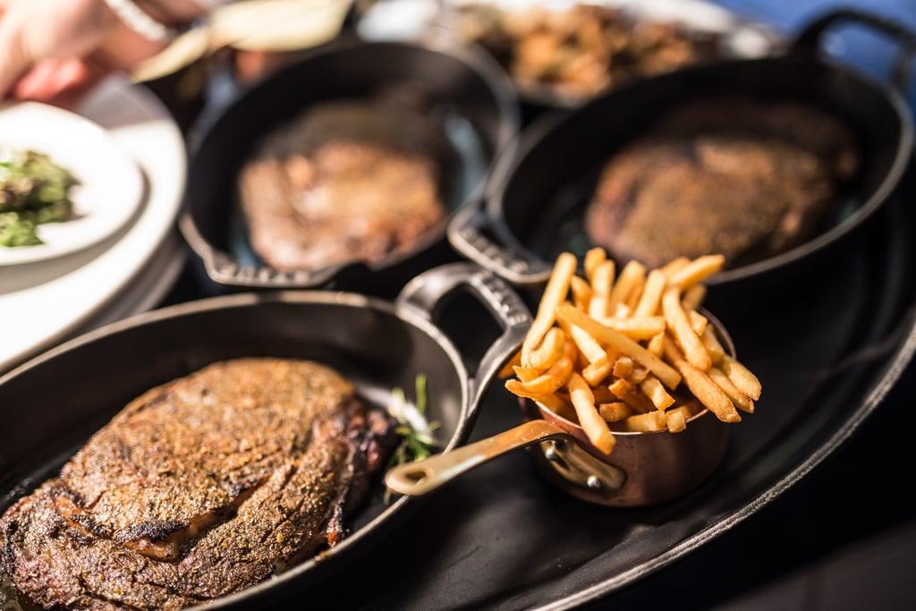 Flavio Briatore BeefBar and Crazy Fish Restaurants Dubai