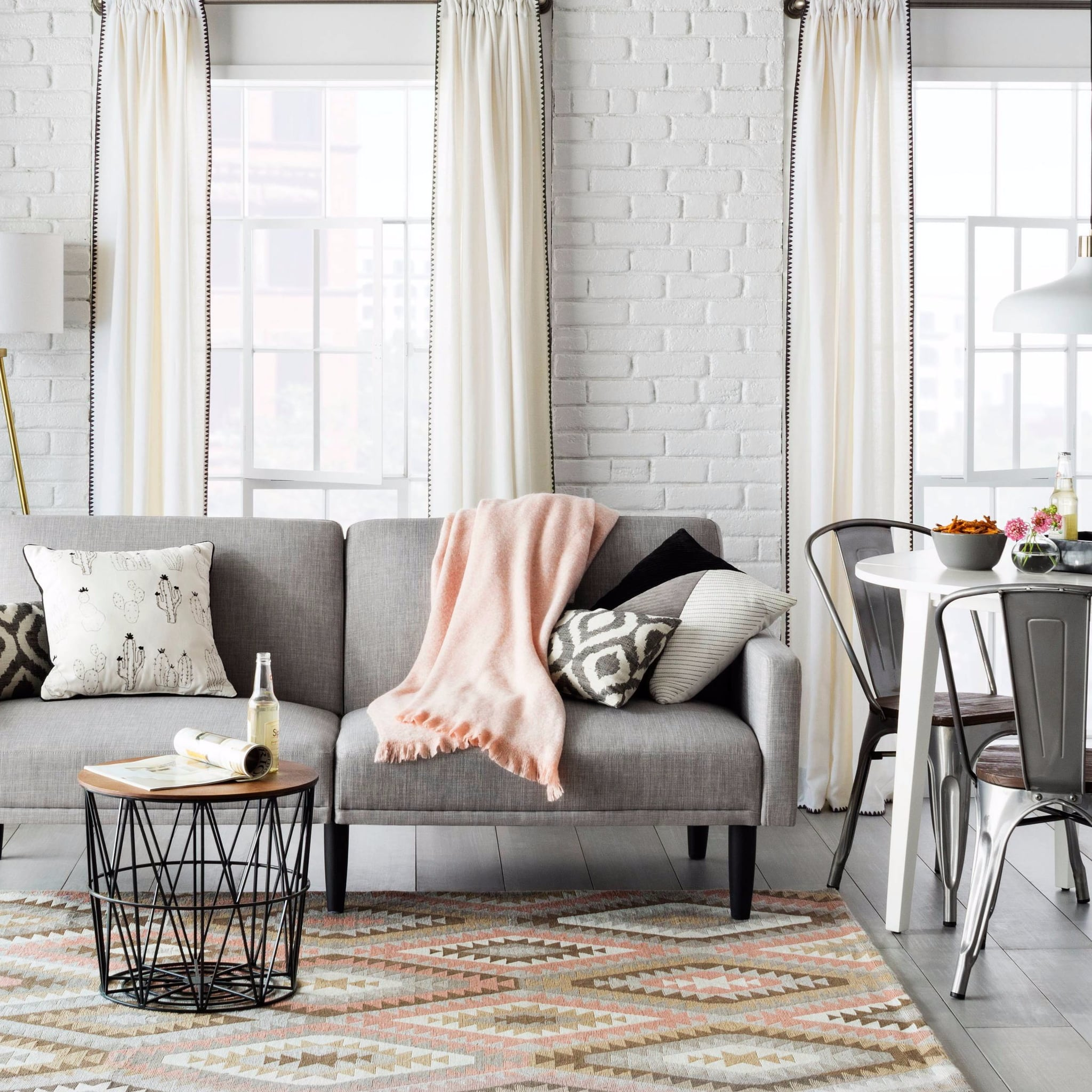 living room cheap.  Cheap Living Room Decor POPSUGAR Home