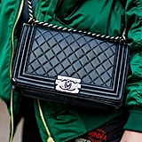 Chanel Boy Bag and Statement Flats