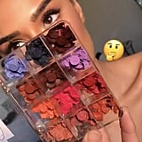 We have the DIY lipstick palette again! This time it was with Diane Guerrero.